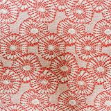 Non-Étirer le tissu africain en nylon de lacet (L5151)