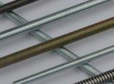 Белый оцинкованные резьбовые шпильки (DIN975)