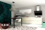 2017 Nuevo gabinete modular de la cocina de la melamina (zg-001)