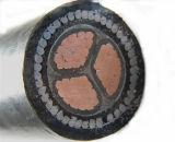 Basse tension PVC/XLPE de câble (LV) blindé isolé blindée