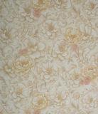 La moda más reciente grabado profundo papel de la pared de vinilo