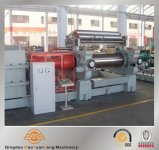 Tipo horizontal maquinaria de borracha do moinho de mistura com o GV do ISO da BV