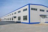 Полуфабрикат высокое здание стальной структуры подъема для жить или фабрики