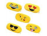 Super Soft Emoji bolsa/caja de lápices