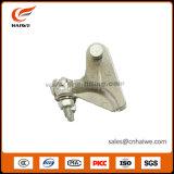 La aleación de aluminio atornillado cepa tipo abrazadera de tensión pinza abrazadera Deadend