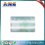 Индивидуальный логотип печать бесконтактный считыватель смарт-карт RFID и IC производителя
