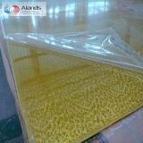 China Hete 4 ' *8' verkoopt Gouden schittert AcrylBlad voor Decoratie
