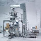 ポップコーン、ポテト、ティーバッグ、米のための縦の包装機械