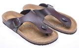 Chaussures à la mode d'hommes de santal de liège (SD103-1)