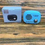 Classic Retro Mini Subwoofer altavoz portátil Bluetooth Radio multimedia inalámbrico U disco