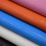 Cuoio elastico del sacchetto dell'unità di elaborazione di disegno semplice, cuoio decorativo