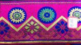 Accessoires ethniques de broderie de lacet de vêtement de type
