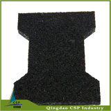 Piso de pavimentação de borracha barato para uso externo