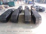 Exkavator-Ersatzteil-Stahlspur-Fahrgestell