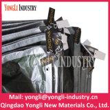 Bâche de protection imperméable à l'eau résistante UV de PE en roulis, roulis de bâche de protection de PE de tissu tissé par HDPE