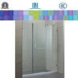 Boîtier de douche en verre trempé clair