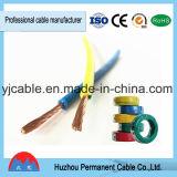 고품질 PVC에 의하여 격리되는 구리 철사 RV 전기선