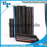 Стальная проволока экранирующая оплетка усиленная обрезиненные гидравлический шланг (SAE100 R1-1/4)
