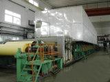 Gewölbte Papiermaschine, Packpapier-Maschine, Prüfung-Zwischenlage Papiermaschine