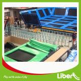 Centro interno usado do Trampoline de 2014 projeto novo crianças