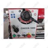 Máquina horizontal do torno do banco da elevada precisão (C0636A)