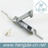 Connecte in lega di zinco Rod Lock per Cabinet