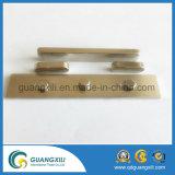 Permanenter gesinterter magnetischer materieller NdFeB Streifen-Magnet für Motor