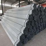 Tubo de acero galvanizado