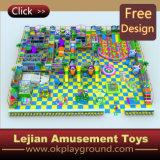 Equipamento interno do campo de jogos do montanhista barato da criança da corrediça (T1252-5)