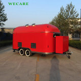 競争価格の電気移動式食糧トレーラー