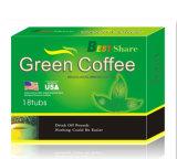 ハーブティーを細くする緑のコーヒー減量