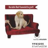 Lits de luxe de toc d'animal familier de lit de sofa (YF83255)
