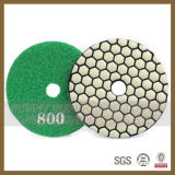 Marble를 위한 다이아몬드 Tools Dry 또는 Wet Flexible Polishing Pad