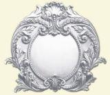 Material de construcción ornamental de los accesorios de la PU (G2076)