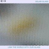 glace claire supplémentaire de 3.2mm pour le panneau solaire