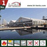 Tent 40X80m van de Markttent van de Tentoonstelling van Liri Grote voor de Markt van het Kanton
