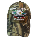 CamoファブリックBb83が付いている方法野球帽