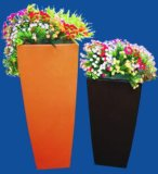 FRP flowerpot plantador de fibra de vidro jardim flower pot