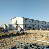 Kuwait-Arbeitsanpassungs-Stahl-Haus
