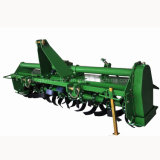 Heavy Duty macollos giratoria, cultivador, Cadena de transmisión