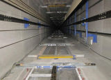 T75-3/B les cabines passagers Rail Guide de l'élévateur