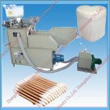 Venta caliente un hisopo de algodón de la máquina/hisopo de algodón que hace la máquina