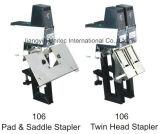 106 Pad Saddle Single e Two Head Stapler