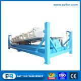 Estructura colgante Screener giratorio separador para alimentación de aves de corral Mill
