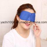 Máscara de ojos de lana de coral suave