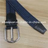ファッション小物のDetaildedのニットの編みこみの非弾力性ベルト