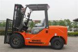 中国のフォークリフトの新しい自動4トンのディーゼルフォークリフト