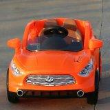 Auto van het Stuk speelgoed van de baby RC de Batterij In werking gestelde
