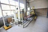 Planta de corrugación cocina pegamento automático de la serie
