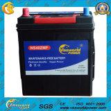 Bateria de carro grátis para manutenção Ns40z 12V35ah